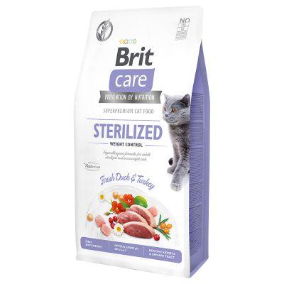 Brit Care Grain-Free Sterilized Weight Control