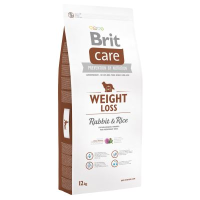 Brit Care Weight Loss, Królik i ryż