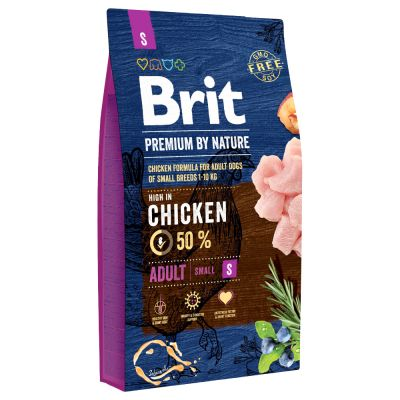 Brit Premium by Nature Adult S