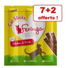 Bâtonnets Feringa pour chat : 7 + 2 offerts !