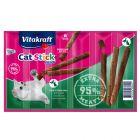 Bâtonnets à macher Vitakraft Cat Stick Mini, canard & lapin