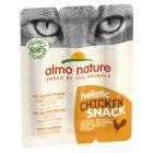 Bâtonnets à mâcher Almo Nature Holistic Snack