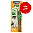 Bâtonnets Vitakraft Insect pour chien 7 x 24 g à prix spécial !