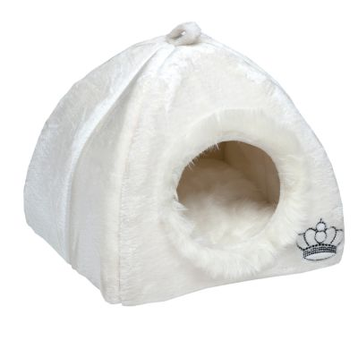 Budka dla psa i kota Royal Pet White