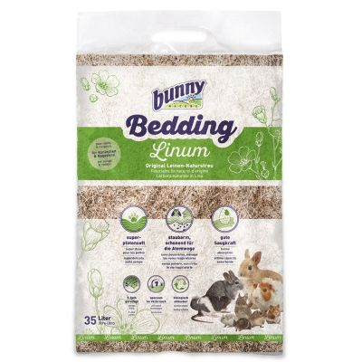 Bunny Bed O'Linum Natural Linen Bedding
