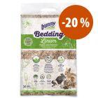 Bunny Bed O' Linum lecho natural de lino para roedores 35 l ¡con descuento!