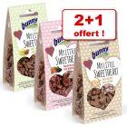 Bunny My Little Sweetheart Assortiment de friandises : 2 + 1 paquet offert !