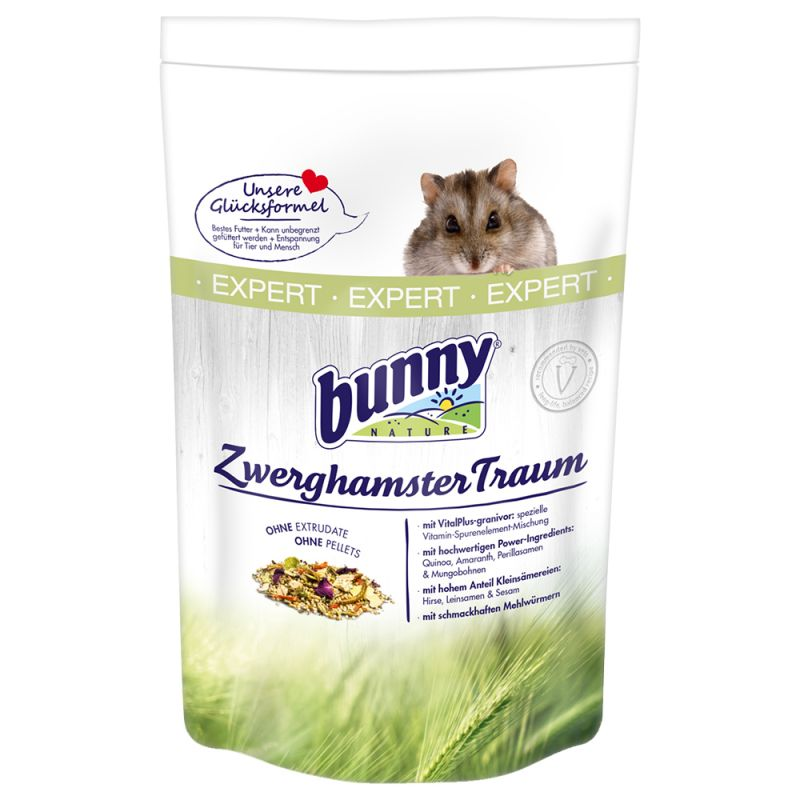 Bunny Rêve Expert pour hamster nain