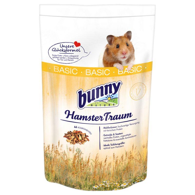 Bunny Traum Basic -hamsterinruoka