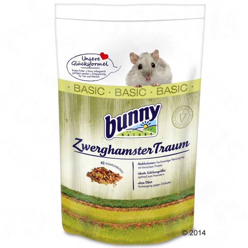 Bunny Traum Basic -kääpiöhamsterinruoka