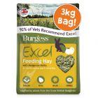 Burgess Excel Feeding Hay with Hedgerow Herbs