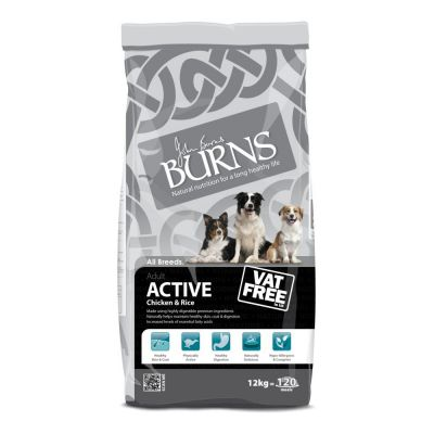 Burns Active - Chicken & Brown Rice