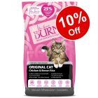 Burns Adult Dry Cat Food - 10% Off!*