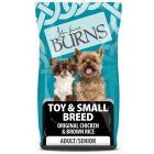 Burns Adult & Senior Original Toy & Small Breed - Chicken & Rice