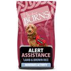 Burns Alert - Lamb & Brown Rice