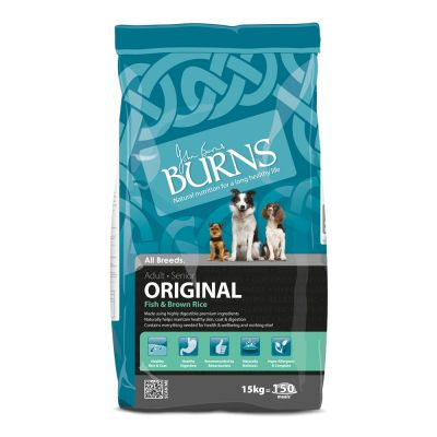 Burns Fish & Brown Rice - Adult & Senior Original