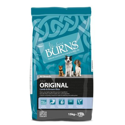 Burns Lamb & Brown Rice - Adult & Senior Original