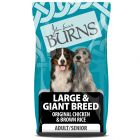 Burns Large and Giant Breed Original - with Chicken & Rice