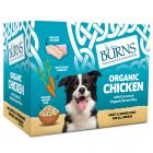 Burns Organic Chicken with Carrots and Organic Brown Rice