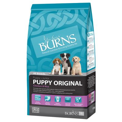 Burns Puppy Original Chicken & Rice
