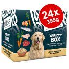 Burns Wet Dog Food Saver Pack 24 x 395g