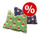 25% cкидка! Aumüller Baldini рождественские подушечки для кошек