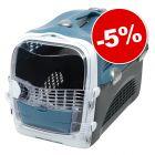 Cage de transport Catit Cabrio pour chat et chien : 5 % de remise !