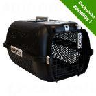 Cage de transport Catit White Tiger Voyageur, noir pour chat et petit chien
