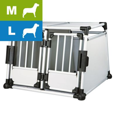Cage de transport double Trixie