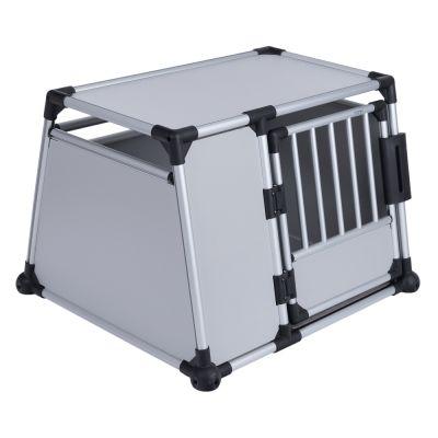 Caisse transport chien alu