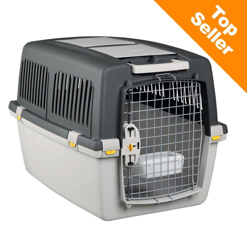 Cage de transport Trixie Gulliver pour chien e