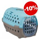 Cage de transport Trixie Tinos : 10 % de remise !