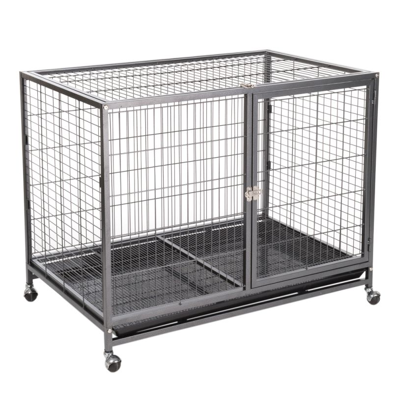Cage d'intérieur Tabby L pour chien