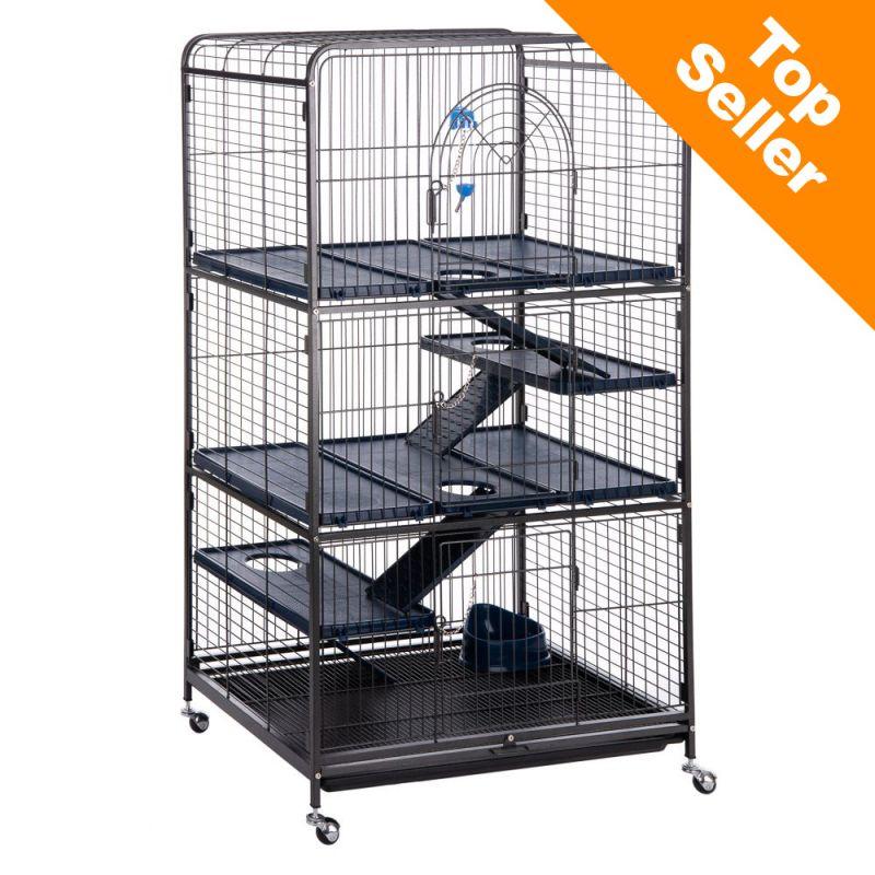 Cage Perfect Maxi pour furet et chinchilla