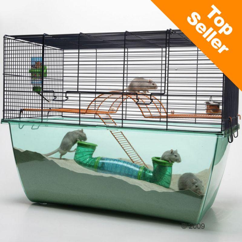 Cage Savic Habitat XL pour rongeur