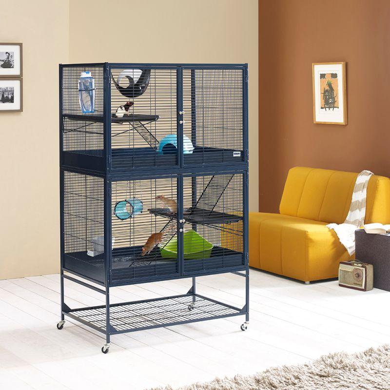 Cage Savic Suite Royal 95 Double pour rat et furet