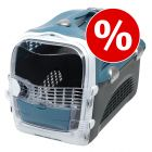 Caixa de transporte Pet Cargo Cabrio para cães de porte pequeno e gatos
