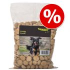 CANIBIT Galletitas Light de avestruz ¡con gran descuento!