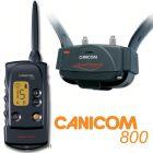 Canicom 800 - collier de dressage à stimulations électrostatiques