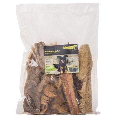Caniland Rawhide with Fur (Canibit)