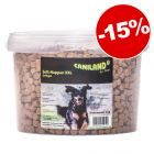 Caniland Soft friandises à la volaille XXL pour chien : 15 % de remise !