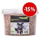 Caniland Soft snack de adiestramiento para perros ¡con descuento!