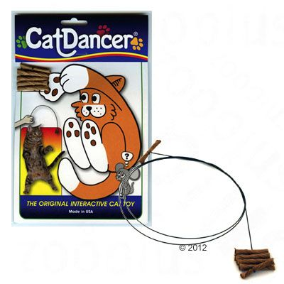 Canne à pêche Cat Dancer pour chat