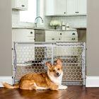Carlson Expandable Plastic Pet Gate