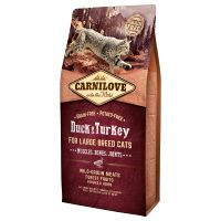 Carnilove Large Breed Cats Muscles, Bones, Joints canard, dinde pour chat