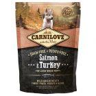 Carnilove Large Puppy Salmon and Turkey, łosoś i indyk