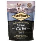 Carnilove Puppy Salmon and Turkey, łosoś i indyk