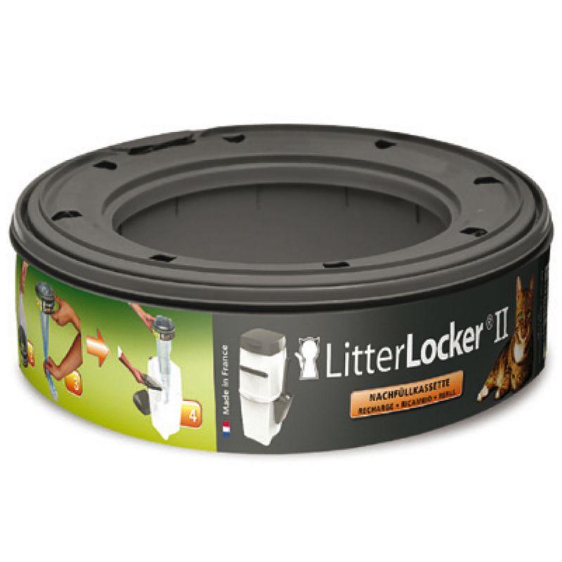 Cartucho para el cubo LitterLocker II para desechar la arena