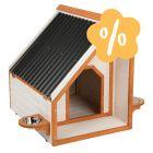 Caseta Modern Living Palma para perros ¡en oferta!