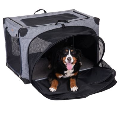 Caseta plegable Pet Home para mascotas